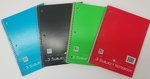 """3 Subject Wirebound Notebook 8"""" x 10.5"""""""