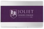 JJC Carbon Fiber Business Card Holder Purple