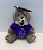 "JJC 10"" Howling Wolf w/Tee Graduation"