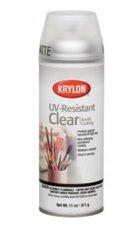 UV Resistant Matte Spray