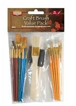 Brush Watercolor Set