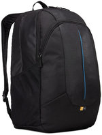 "Case Logic Prevailer 17"" Backpack Black Midnight"