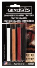 Conte Crayon 4pc