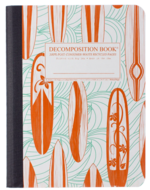 Decomp Book 2-Color Classic Surfboards