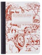 Decomp Book African Safari