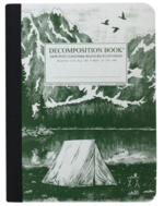 Decomp Book Mountain Lake
