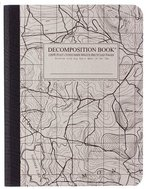 Decomp Book Topo Map - Grid Lined
