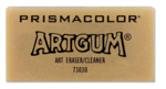 "Eraser ArtGum 2"" x 1-7/8"""