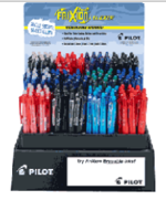 Frixion Clicker Gel Pen Assorted