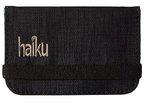 Haiku RFID Mini Wallet Black Morel
