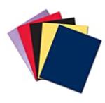Imagination Ports Laminated Folder Assorted