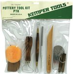 Kemper Pottery Tool Kit 8pc. Set