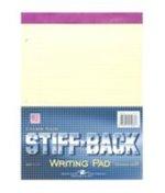 "RS Stiff-Back Writing Pad 8.5""x11.75"""