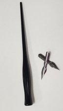 Speedball Pen Nib Holder + 2 Nib Set