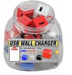 Wall Charger USB, Concave