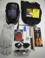 WELDING Kit (US GAS PACKAGE - NO JACKET) (SUPPLY)
